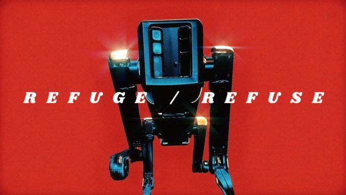 Refuge / Refuse